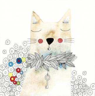 CARTE – chaton