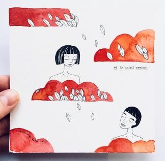 ILLUSTRATION – SOLEIL