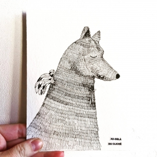 ILLUSTRATION – LOUP