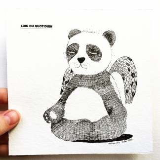 ILLUSTRATION – PANDA
