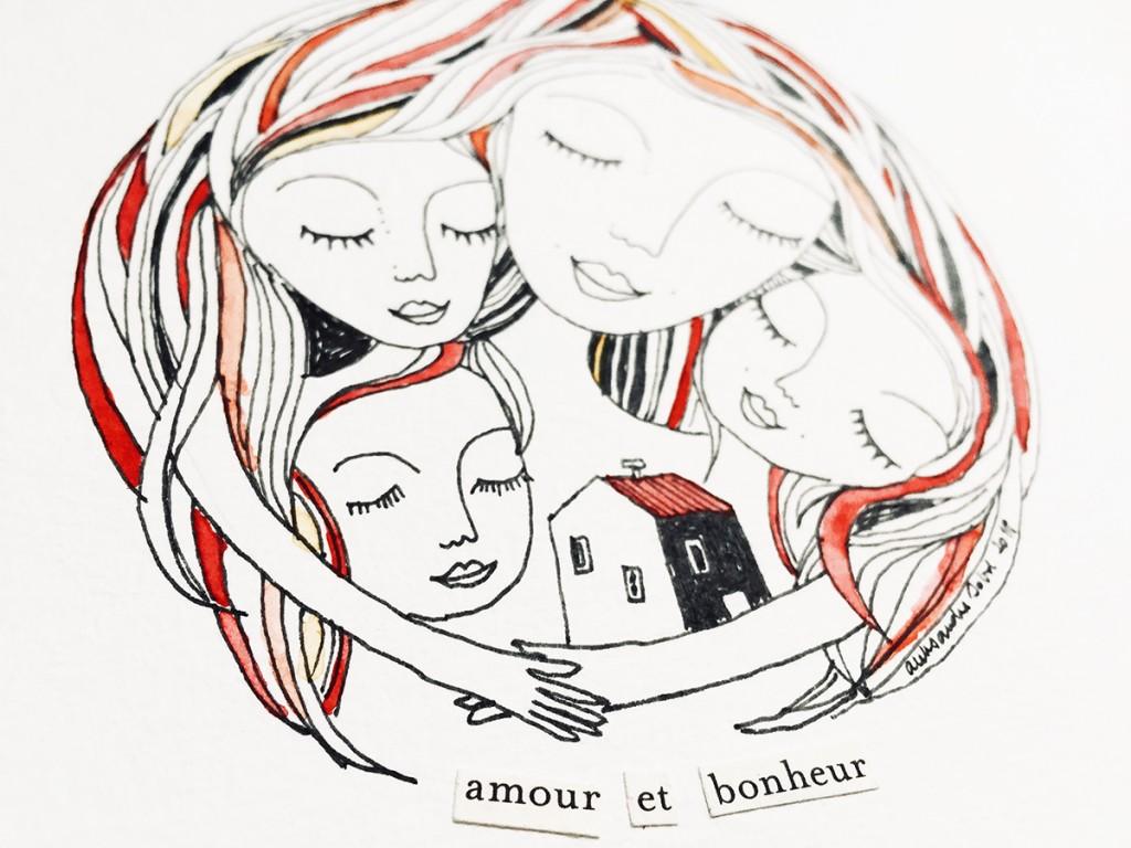 Dissertation amour et bonheur