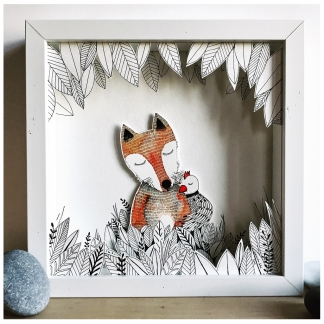 ILLUSTRATION – RENARD