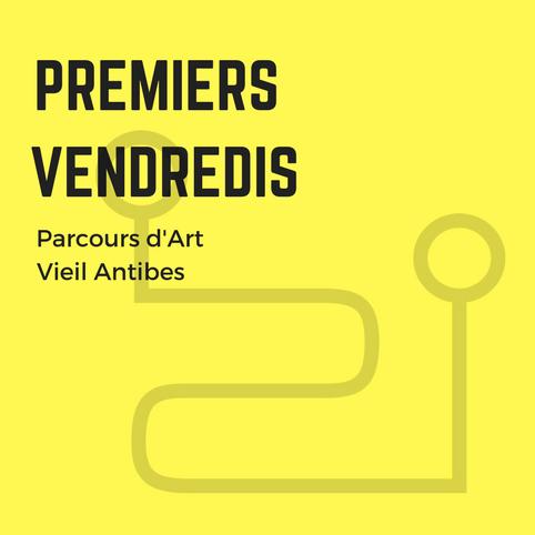 PARCOURS D'ART A ANTIBES 7 JUIN – 4 JUILLET 2019