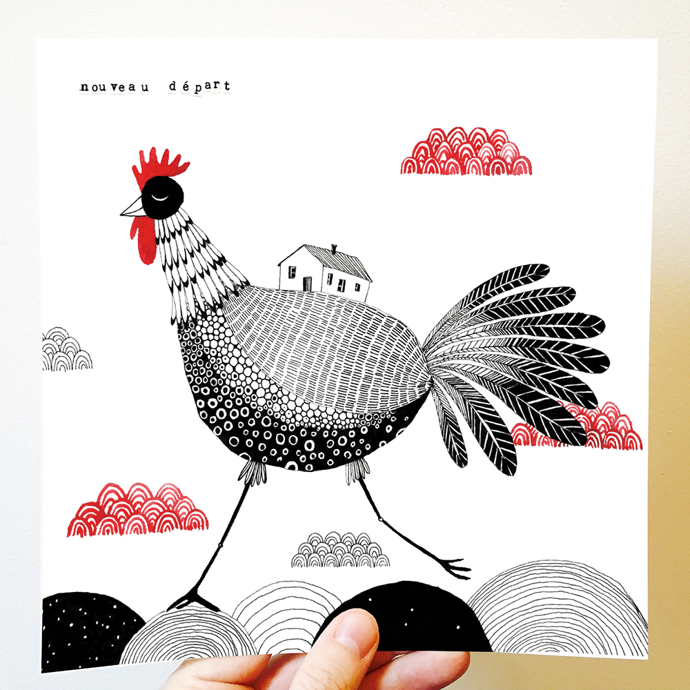 ILLUSTRATION – COQ